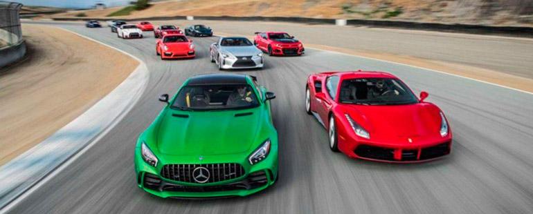 Автомобили, облагаемые налогом на роскошь
