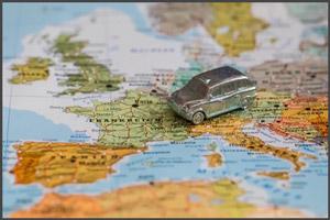 Куда можно поехать с международным водительским удостоверением