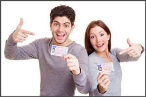 Признание водительских прав в Испании