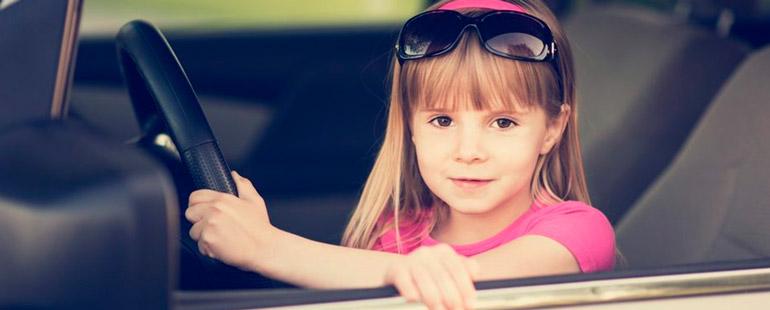 С какого возраста можно водить машину