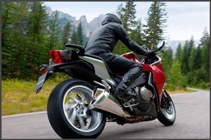 Права на мотоцикл с 18 лет