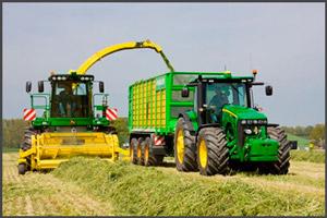Вождение трактора