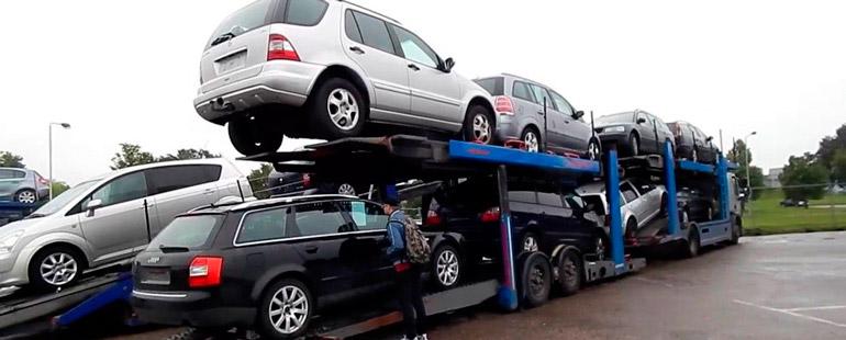 Сколько стоит растаможить автомобиль из Литвы