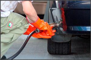Выбрать основное топливо на замену бензину