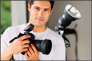 Сделать кадр в фотоателье