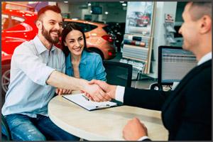Договор продажи машины