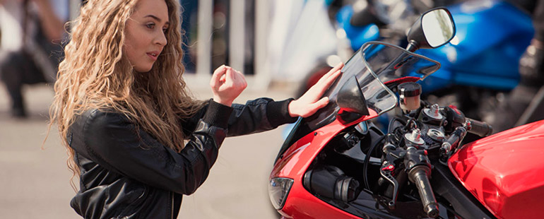 Правила оформления и регистрации мотоцикла в ГИБДД