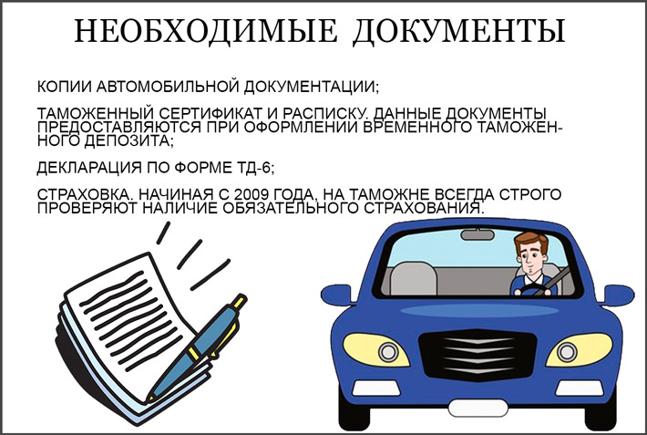 Автомобильная документация