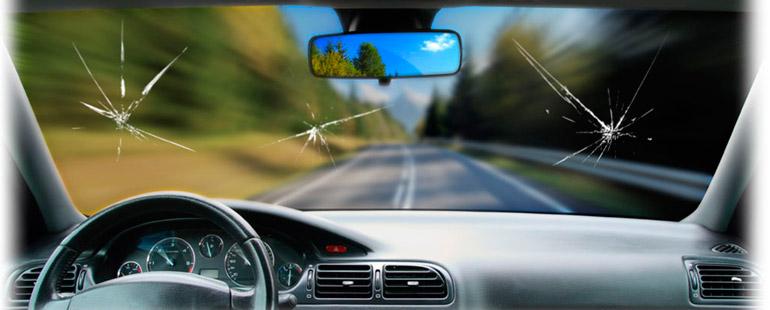 Можно ли пройти техосмотр с трещиной на лобовом стекле