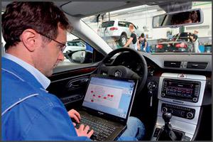 Оценка главных элементов конструкции авто