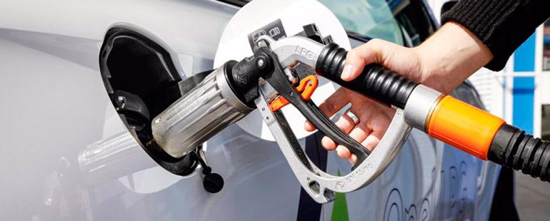 Метановые установки для легковых машин