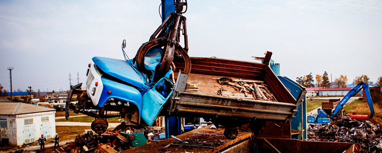 Как работает программа утилизации для грузовиков