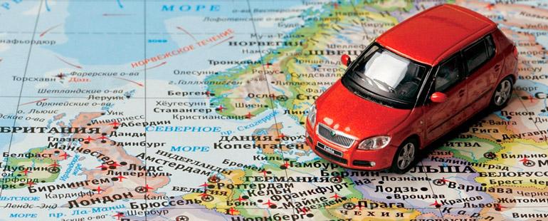 Как ввезти машину в Россию с Европы без растаможки