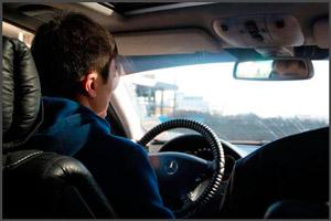 Ввоз незарегистрированного автомобиля