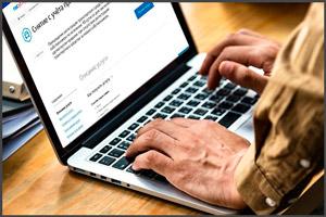 Интернет-страницы компаний