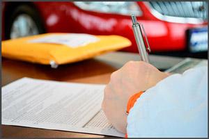 Оформить документы