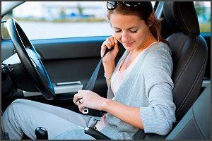 Соблюдение водителем норм безопасности