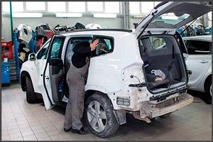 Восстановление своего автомобиля