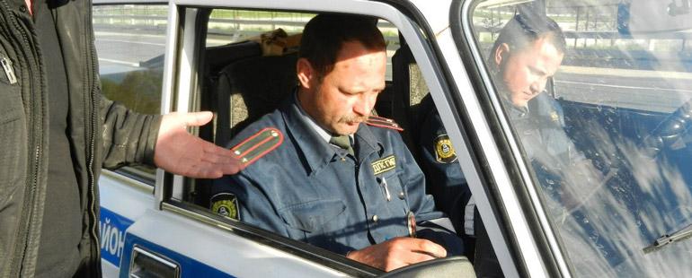 Наказание за вождение автомобиля без документов