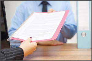 Пакет документов в суд