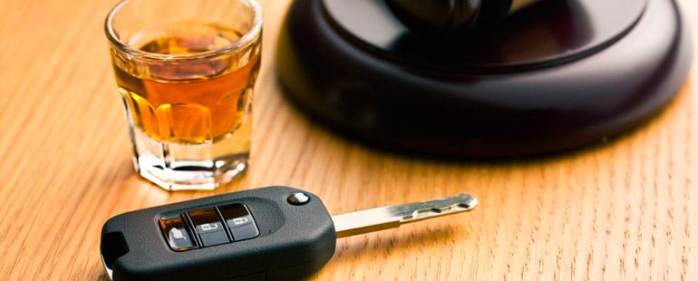 Наказание за управление автомобилем в нетрезвом состоянии