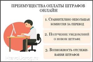 Плюсы онлайн оплаты