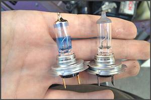 Лампы на фары