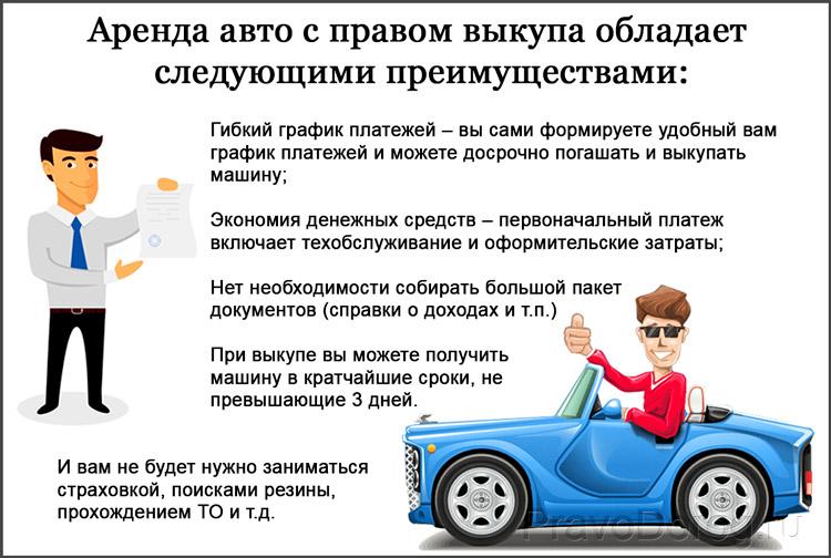 В чем польза аренды авто с последующим выкупом