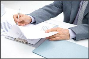 Подписывать документы