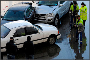 Разбирательство с аварией