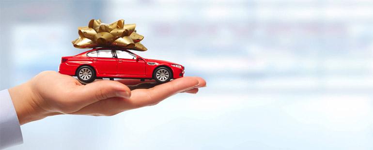 Как оформить договор дарения автомобиля