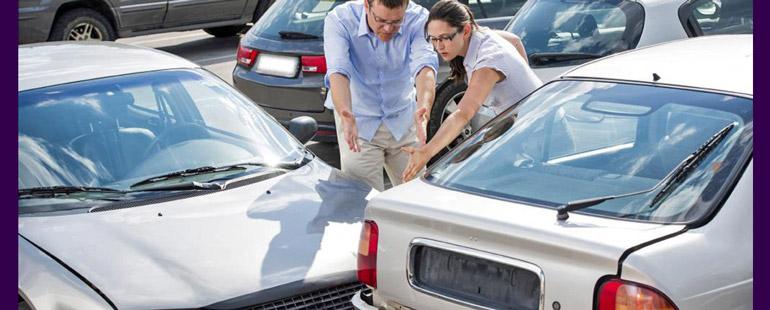 Как правильно действовать при ДТП на парковке