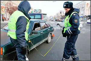ДТП: инспекторы на месте аварии