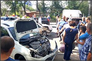 Свидетели аварии