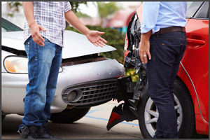 Разбор после аварии