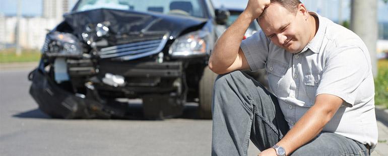 Правила поведения водителя при ДТП