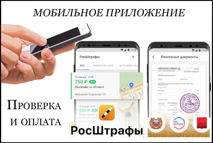 Просмотр в мобильном приложении