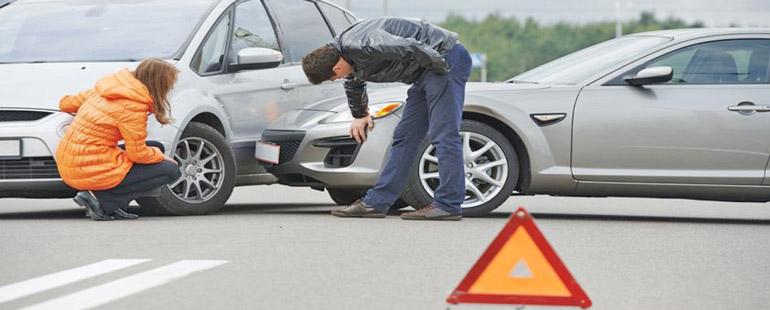 Порядок действий при аварии клиентов компании «Росгосстрах»