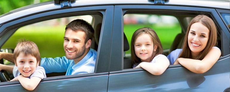 Взять машину в кредит по программе «Семейный автомобиль»