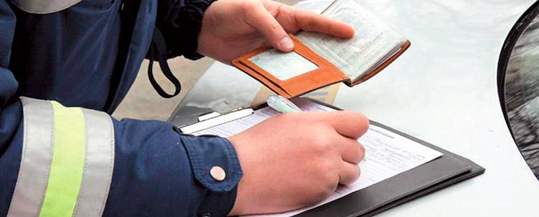 Какой штраф может выписать сотрудник ГИБДД при ДТП