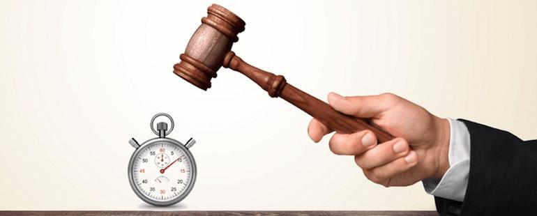 Как исчисляется срок исковой давности по ДТП