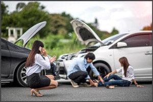 Авария с травмами