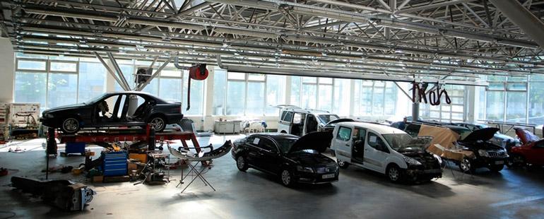 Порядок восстановления автомобиля после аварии