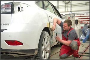 Восстановление авто за счет КАСКО