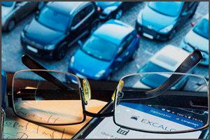 Очки и авто